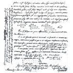 Brief von Goldbach an Euler